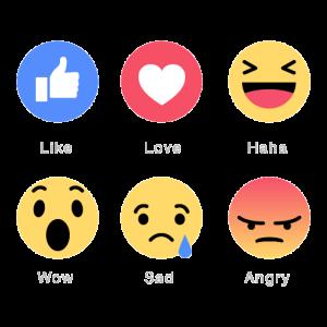 comprare reazioni Facebook